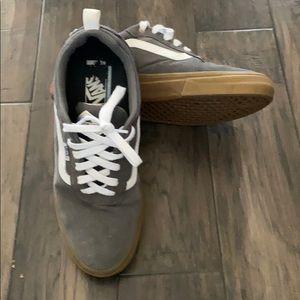Men's Vans tennis shoes